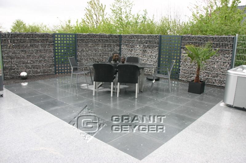 anthrazit granit geyger. Black Bedroom Furniture Sets. Home Design Ideas