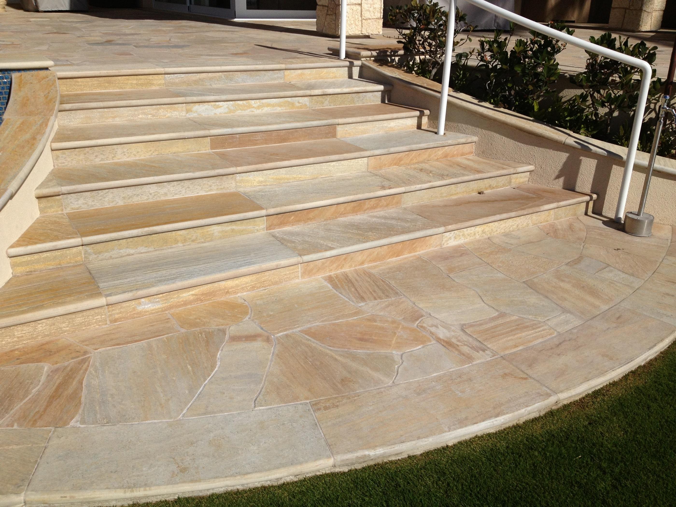 Terrassen Und Gartengestaltung Granit Geyger