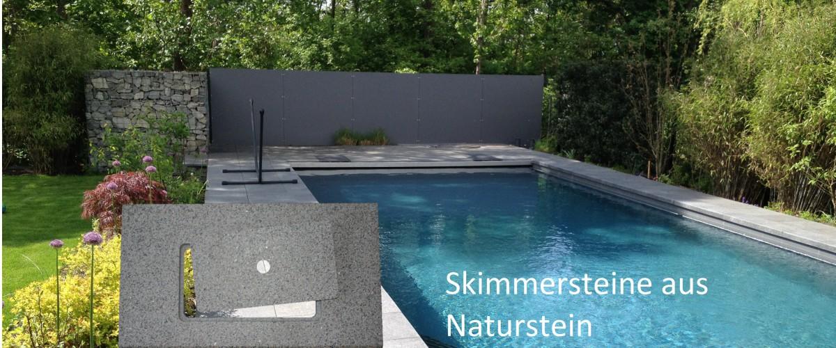 Beckenrandsteine granit geyger - Naturstein pool ...